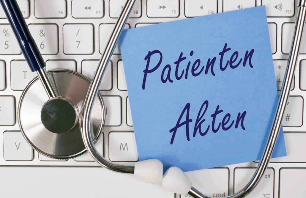 Patientenakten Erfassungslösungen Kodak Alaris